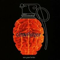 Clawfinger Use your brain (1995) [CD]