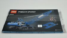 Lego Technic 42030 Volvo Anleitung Bauanleitung Instruction keine Steine