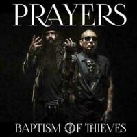 PRAYERS : BAPTISM OF THIEVES (DIGIPAK) - BRAND NEW & SEALED CD]]