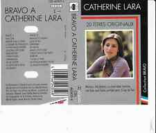 K7 AUDIO (TAPE)  CATHERINE LARA *BABYLONE* (COLLECTION BRAVO)