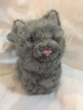 American Girl Doll Pet Kitten Cat Praline Gray Stripe Kitty CUTE!