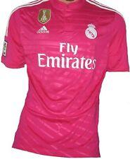 Real Madrid Trikot 2014/15 Pink Adidas L + FIFA Worldchampions Patch