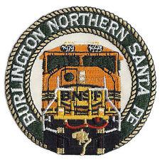 Patch- BURLINGTON NORTHERN SANTA FE ENGINE  - NEW #22325