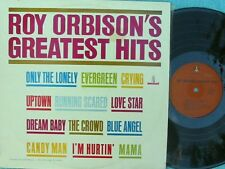 Roy Orbison OZ Reissue LP Greatest hits NM Monument L32194 Pop Rock