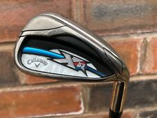 Golfschläger Ladies Callaway XR OS 7 Iron Bassasra 50 Ladies Graphite Shaft