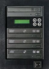 NEW!! MediaStor #a31 LS 1-3, 1 to 3 Target DVD Duplicator LightScribe Publishing