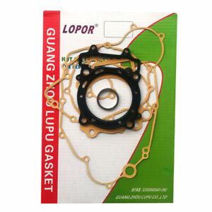 For Kawasaki KX450F 2006-2015 Top End Cylinder Head Base Gasket Kit Set