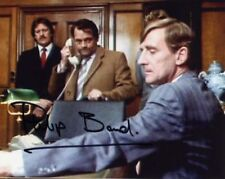 Only Fools and Horses Mr Van Kleefe Philip Bond Hand Signed 10×8 Screen Photo (1