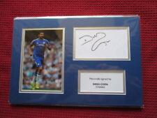Chelsea Soccer Memorabilia Cards