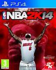 PS4 NBA 2K14 2K 14 Basketball Spiel 2014 NEUWARE