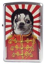 Zippo Lighter ⁕ Pets Rock Dog Michael ⁕ Neu New OVP ⁕ A1116