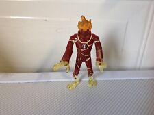 Ben 10  Heatblast action figure Toy Alien Force Ultimate Alien Omniverse