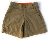 The North Face Performance Shorts Boys Size 5 Hiking Scouts Camping Outdoors