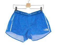 Women's The North Face Flight Series Ultra Lite Waterproof Running Shorts M Blue