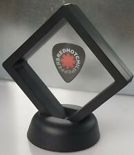 Red Hot Chili Peppers Guitar Pick Display Framed Rock Band New Novelty Gift Flea