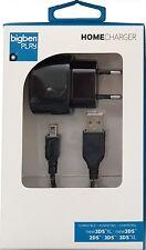 Nintendo Netzteil schwarz new 3DS XL 3DS XL 3DS 2DS Home Charger AC USB Adapter