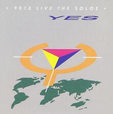 Yes - 9012Live - The Solos [New Vinyl LP] Gatefold LP Jacket, Ltd Ed, 180 Gram
