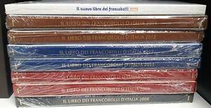 ITALIA LIBRO FRANCOBOLLI ANNO 2014 - INCELOFANATO - ANNATA COMPLETA MNH -