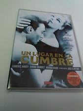 """DVD """"UN LUGAR EN LA CUMBRE"""" JACK CLAYTON INCLUYE CORTOMETRAJE THE BESPOKE OVERCO"""