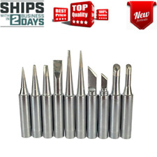 Soldering Iron Tips For Hakko 936 937 907 10 Piece Set Different Tip X Tronic