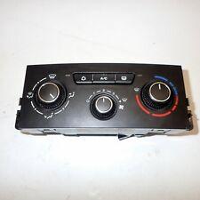 Heater Ac Control Panel N108225D (Ref.1271) Peugeot 207 1.6 HDI