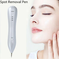 Laser Freckle Removal Machine Skin Mole Dark Spot Face Wart Tag Remover Pen