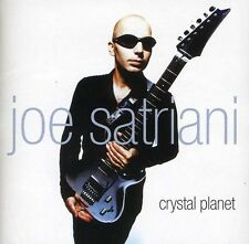 Joe Satriani - Crystal Planet [New CD]