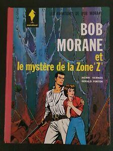 Bande dessinée BD EO 1964 Bob Morane T6 ‐ TTBE - Spirou Asterix Tintin