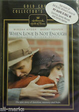 """Hallmark Hall of Fame """"When Love Is Not Enough: The Lois Wilson Story"""" DVD- New"""
