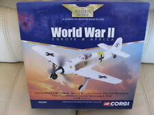 Corgi - Focke-Wolf FW190A-4 White 8 Leutenant Walter Nowotny Staffelkapitan 1942