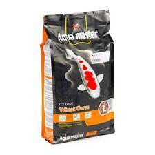 Aqua Master Wheat Germ Koi Food Large Pellet 11 lbs/5Kg