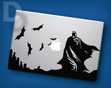 Batman CityWatch Macbook decal Apple Laptop sticker / tattoo stencil decal