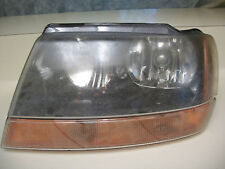 JEEP GRAND CHEROKEE 99 00 01 02 HEADLIGHT OEM ORIGINAL