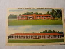 Wilminton, N.C.-Ranch Acres Motor Court US 17-  2 miles north of Wilminton, NC