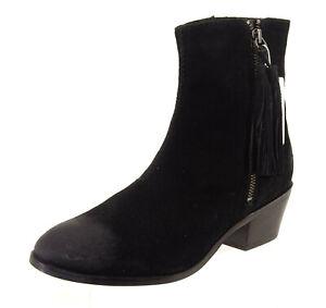 Esprit Schuhe Stiefel Damenstiefel Stiefeletten Chelsea Boots Gr.39 Leder