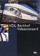 Prospekt VDL Berkhof Valkenswaard 2002 deutsch Omnibus Bus Bushersteller Europa