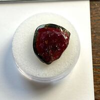 TOURMALINE LARGE ROUGH NATURAL MINED FROM BRAZIL SPECIMEN 30.24Ct  MF9568