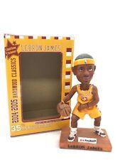 Lebron James Sga Cleveland Cavs Bobblehead. Cleveland Cavs Bobble. Original Box