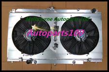 Alloy Radiator&Shroud&Fan NISSAN PATROL GU Y61 2.8TDI RD28/3.0D ZD30 CR 97-13 AT