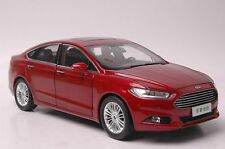 Ford Mondeo 2013 car model in scale 1:18 red