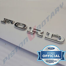 FORD Bonnet or Boot Badge Letters for XA XB XC Falcon Superbird Hardtop 302 Hood