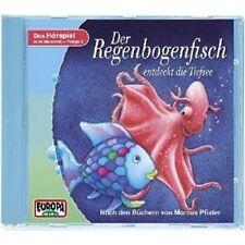 """DER REGENBOGENFISCH """"05/ENTDECKT DIE TIEFSEE"""" CD NEU"""