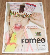 SHINEE Romeo 2ND MINI ALBUM KEY VERSION K-POP CD SEALED