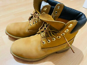 Timberland Premium 6-Inch Herrenstiefel Boots Weizen EU 40