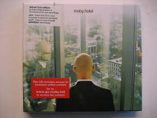"""MOBY """"HOTEL"""" - 2 CD DELUXE EDITION - OVP"""