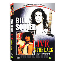 Billy Squier - Live In The Dark (DVD *New *Sealed *All Region)