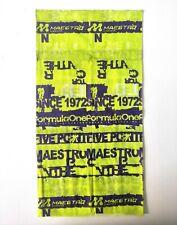 Multifunktionstuch Bandana Mütze Halstuch Schal Unisex Gelb-Lila