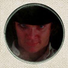Alex Delarge Patch Picture Embroidered Border A Clockwork Orange Stanley Kubrick