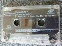 Whigfield Saturday Night cassette tape no paper cover