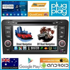 /GPS For Audi A3  DVD Player Radio Navigation Stereo  Bluetooth